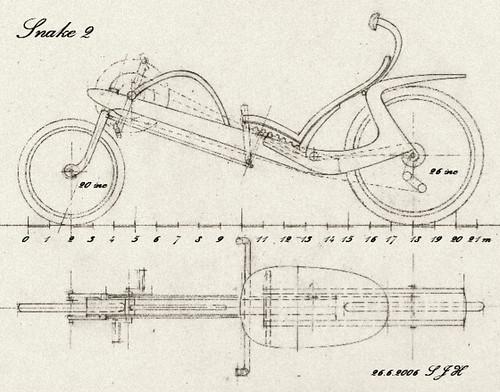 Recumbent Bike Plans Plan For Recumbent Bike