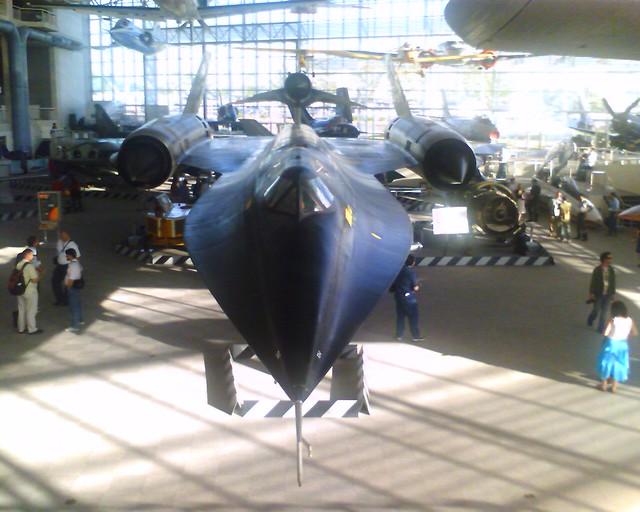 Seattle Museum of Flight: the SR-71 BlackBird | SR-71 Blackb