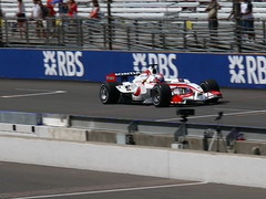 performance car(0.0), supercar(0.0), race car(1.0), auto racing(1.0), automobile(1.0), racing(1.0), sport venue(1.0), vehicle(1.0), sports(1.0), race(1.0), automotive design(1.0), open-wheel car(1.0), formula racing(1.0), race of champions(1.0), motorsport(1.0), indycar series(1.0), formula one(1.0), formula one car(1.0), race track(1.0),