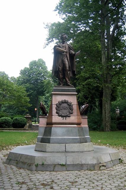 Brooklyn Prospect Park Concert Grove Abraham Lincoln