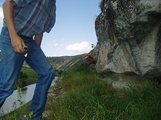Image of Orheiul Vechi near Cocieri. nature geotagged hiking gustav moldova ion orheiulvechi geo:lat=4730165 geo:lon=2897965