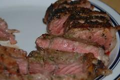 steak, pork, roasting, veal, sirloin steak, beef tenderloin, food, kassler, dish, cuisine, venison, roast beef, lamb and mutton,