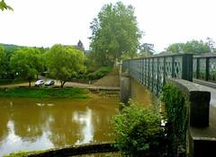 Bridge in St. Leon s/Vézére
