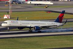 N594NW - Delta Boeing 757-300