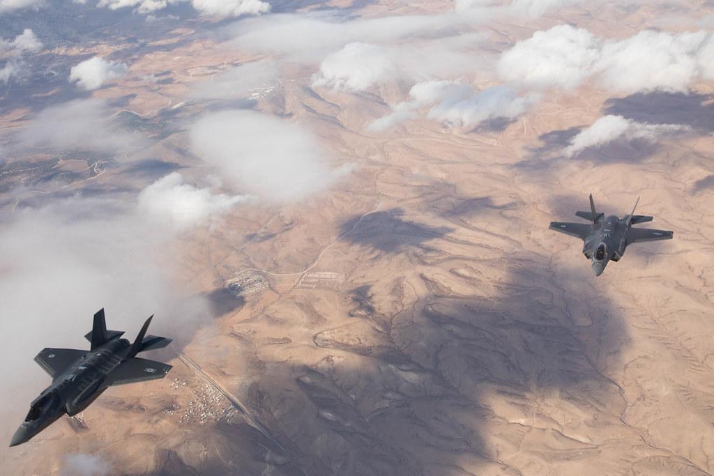 إسرائيل تتسلم أولى مقاتلات «إف 35» الأميركية في ديسمبر - صفحة 2 31583550676_c09e1438c9_b