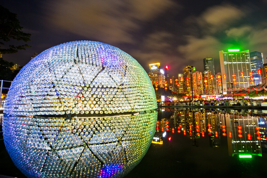 Hong Kong Mid-Autumn Festival