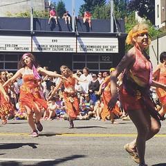 #Solstice Parade dancers #fremont