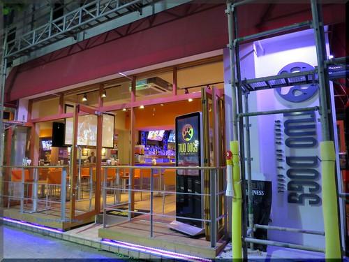 Photo:2015-05-13_ハンバーガーログブック_気軽なスポーツバーでビールとバーガー!【舞鶴】ツードッグス_07 By:logtaka
