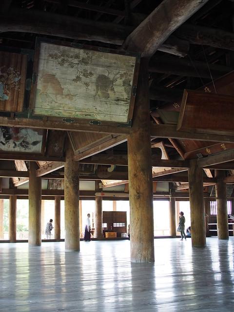 Toyokuni shrine, Miyajima