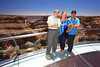 On the Skywalk at Grand Canyon West by lhboudreau