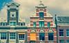 Dutch Gables of the Rokin