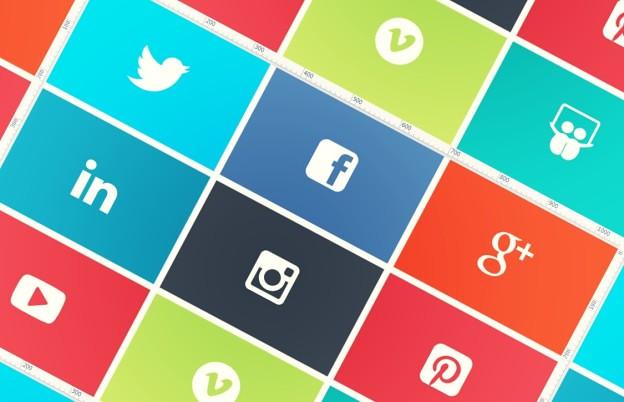 Guía del tamaño de las imágenes para redes sociales #infografia