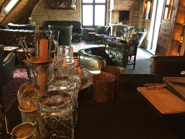 Lidkoeb Cocktail Bar in Vesterbro