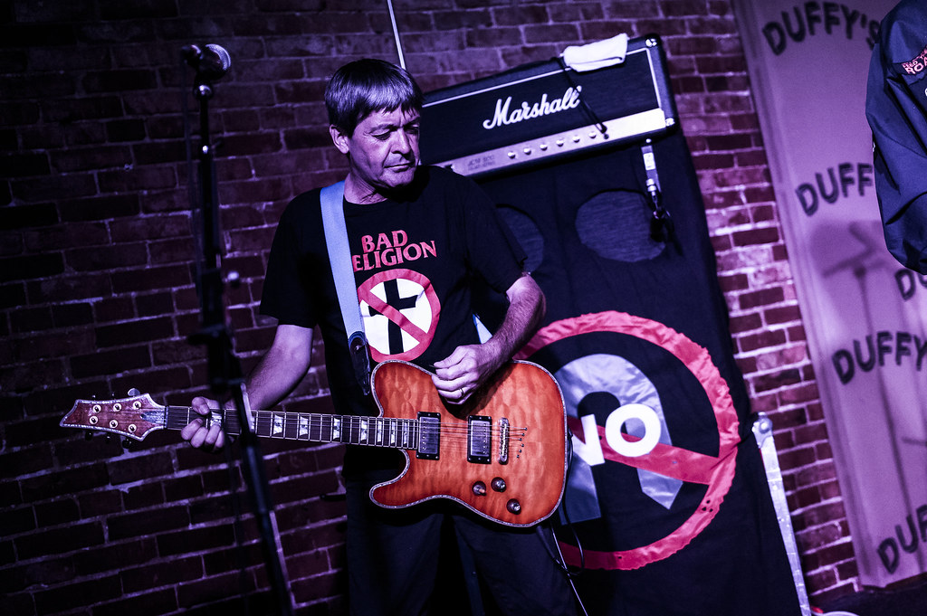 Stiff Little Fingers at Duffy's | 7-19-15