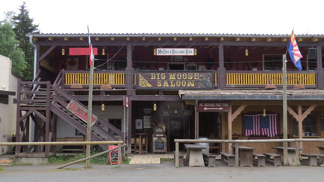 The finest Saloon in Town