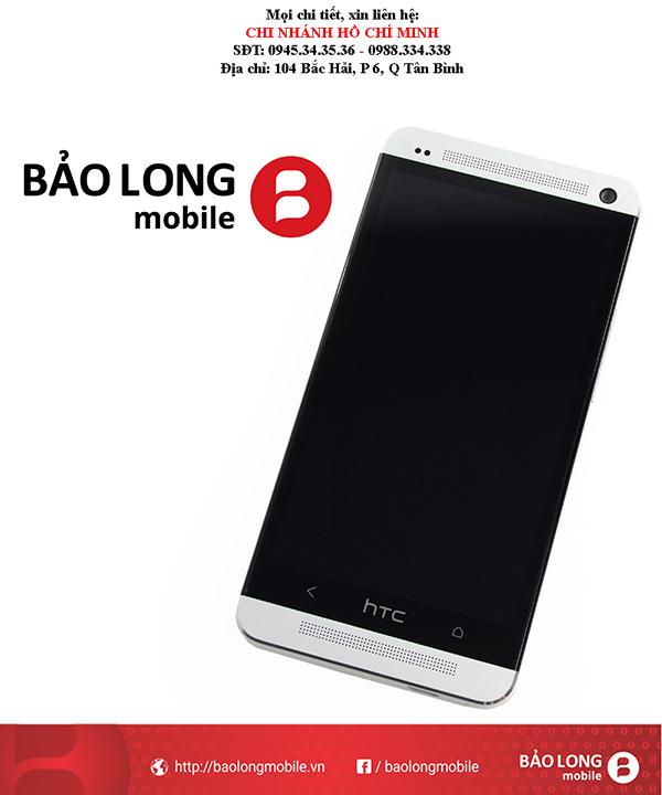 Chú ý điều gì khi mặt kính điện thoại HTC One M8 của người sử dụng bị vỡ?