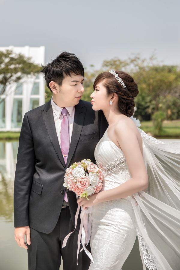 [自助婚紗] 昇龍 & 瑜珊 / 高雄婚紗基地仙履奇緣