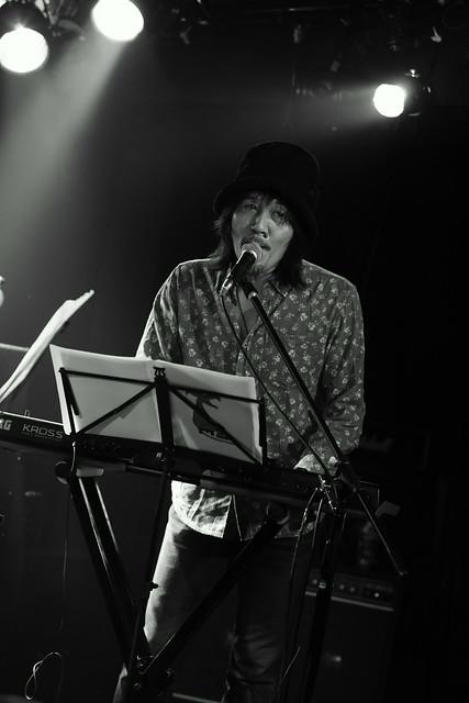 ファズの魔法使い live at 獅子王, Tokyo, 10 Jul 2015. 253