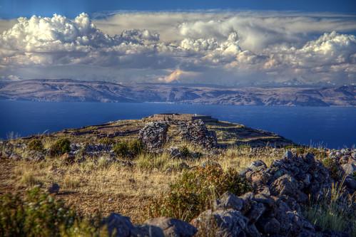 lake peru laketiticaca titicaca water landscape h2o hdr puno amantanai amantanaiisland