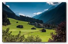 Vallée du Stubaïtal ( Tyrol Autrichien )
