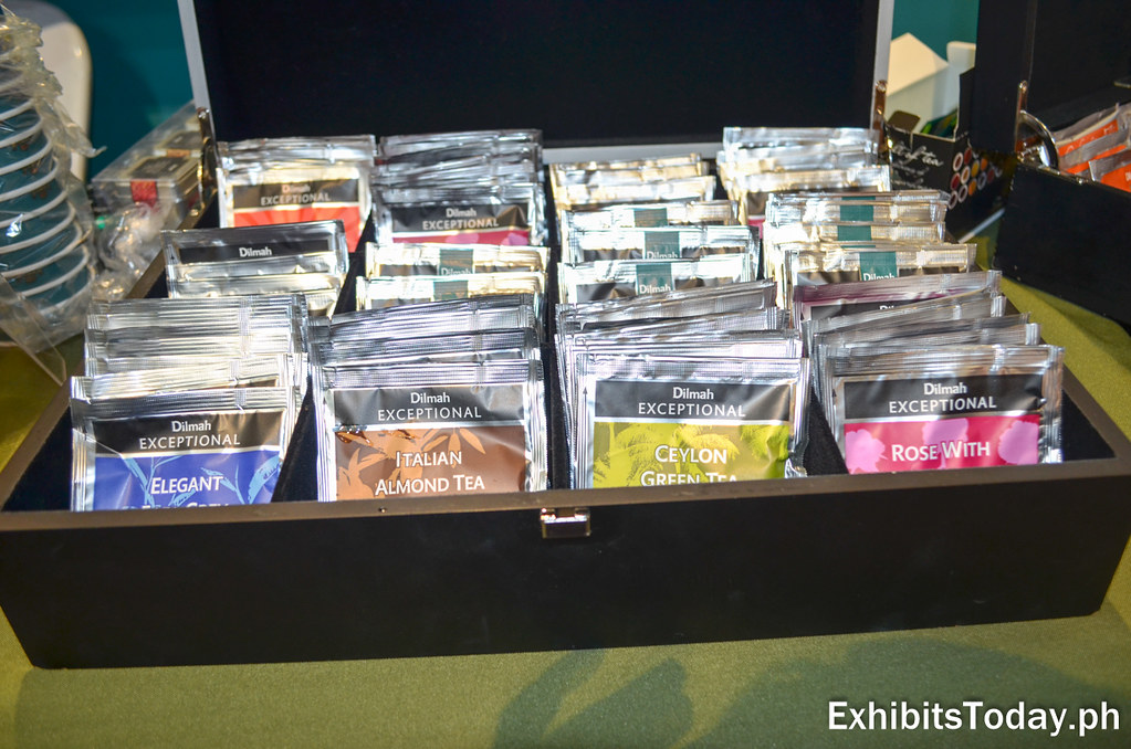 Dilmah Exceptional Tea Packets