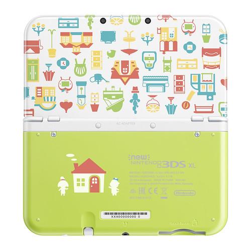 Animal crossing 3ds xl bundle cover plates and amiibo - Animal crossing happy home designer bundle ...