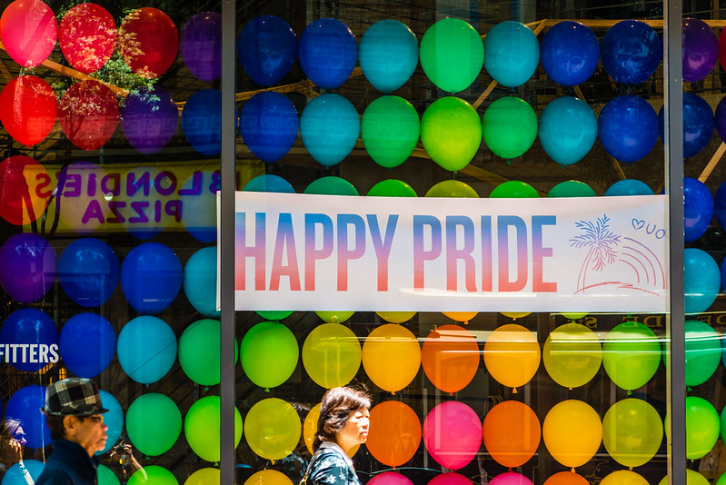 HAPPY PRIDE / Urban Outfitters