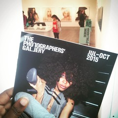Into #music and #photography - then this is a must see. #ThePhotographersGallery #WeWantMore