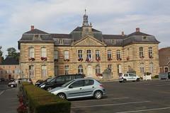 Place du Général-Leclerc, Sainte-Ménehould