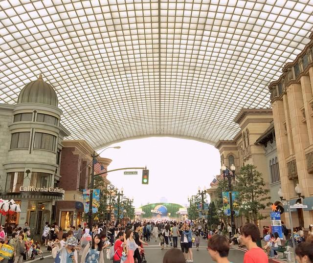 Universal Studios OSaka 11