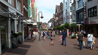 winkelen in Kleve