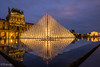 The Perfect Diamond - Louvre Pyramid