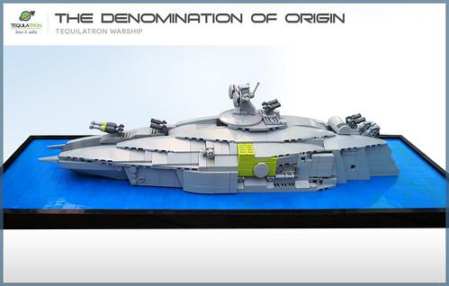 The Denomination of Origin - DA2 - Port side