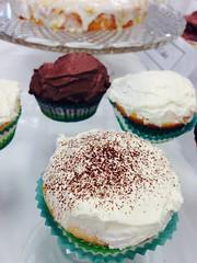cake, baking, buttercream, carrot cake, whipped cream, cupcake, food, icing, cream,