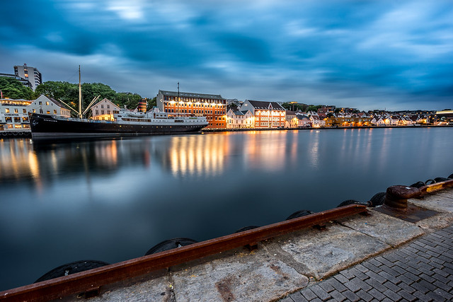 Stavanger, Norway - Travel, cityscape photography