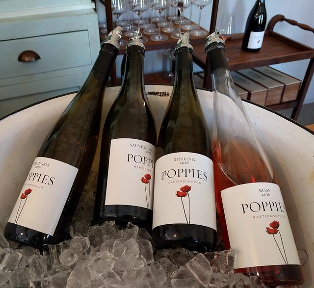 wines @ Poppies