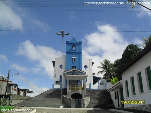 Pindoba - Igreja de São Sebastião