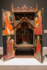 Anonymous, Catalan Liturgical Cabinet, 1375-1400