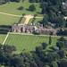 Sandringham House aerial view by John D F