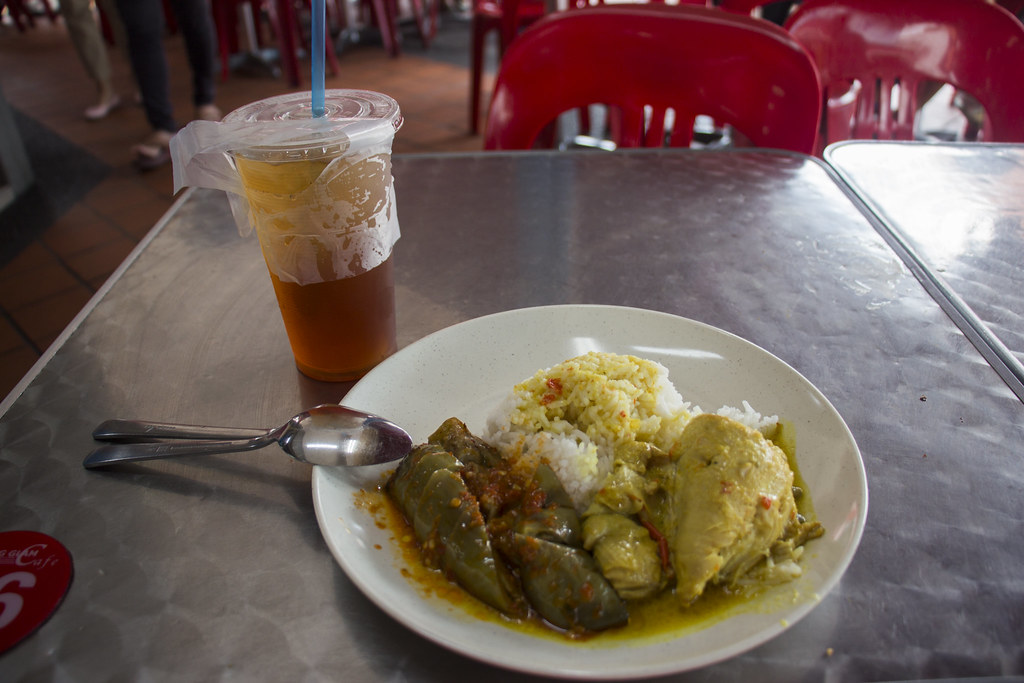 her skal du spise i Singapore