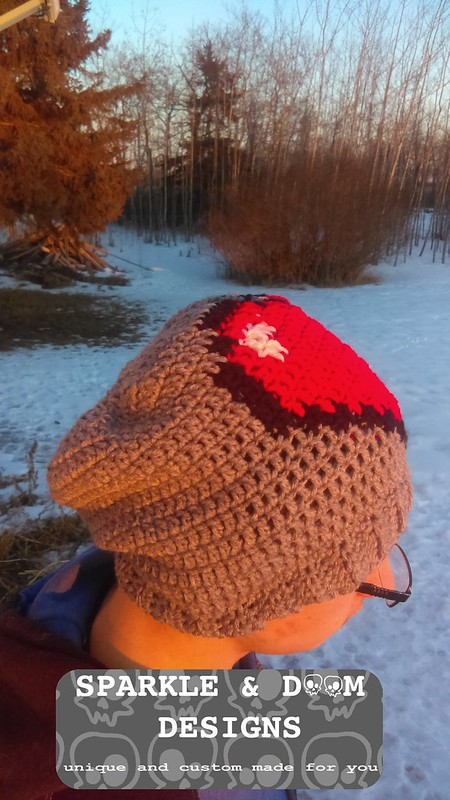 8bit Heart Toque01a