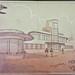 Proyecto Aeropuerto de Vigo c. 1935 by Cancela de Sas