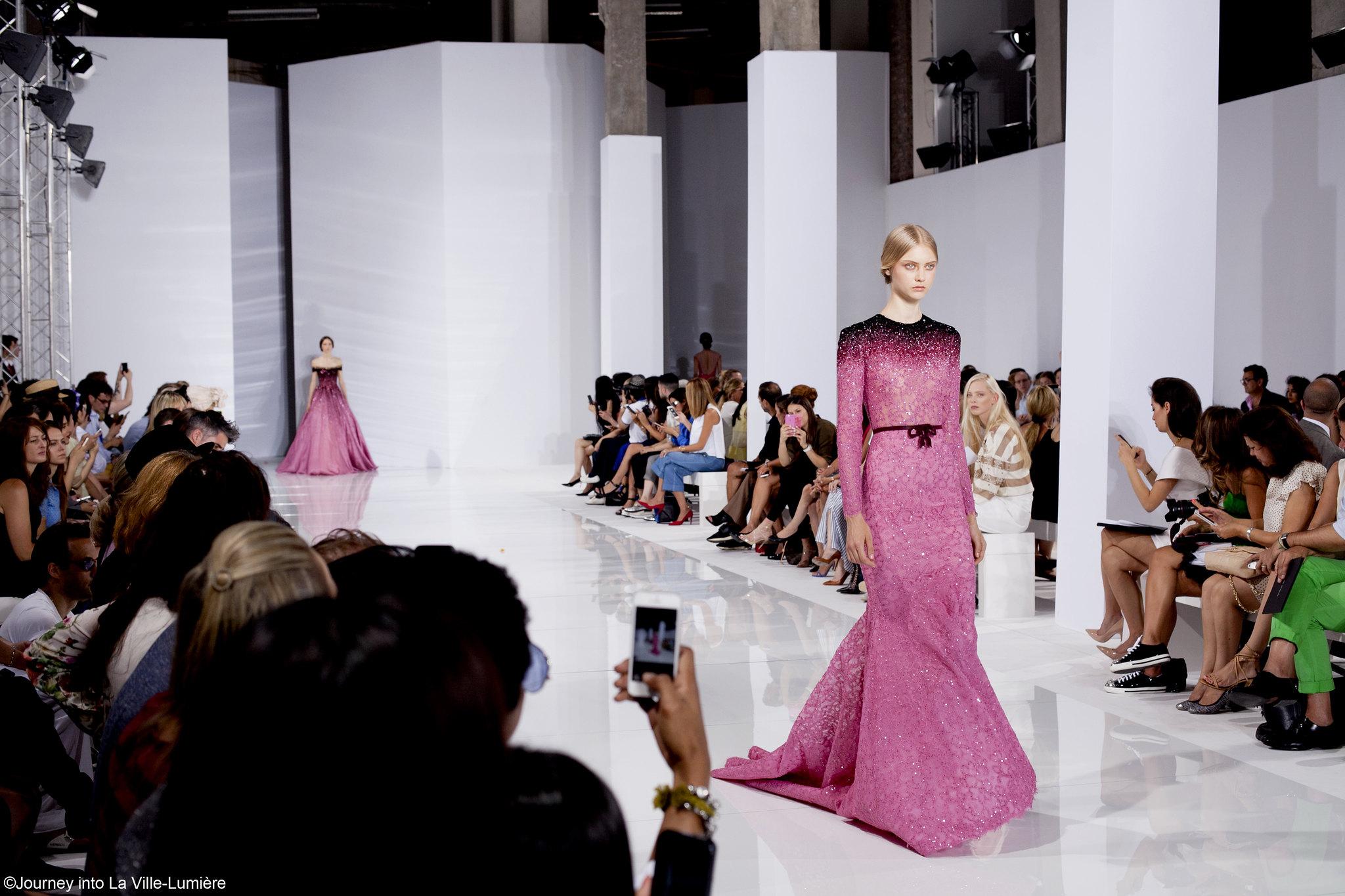 Georges Hobeika, Haute Couture