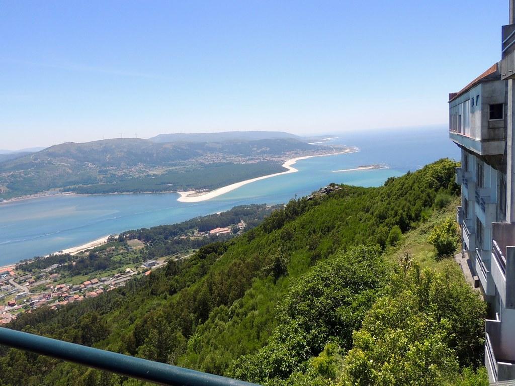 Monte de Santa Trega Map - Galicia, Spain - Mapcarta