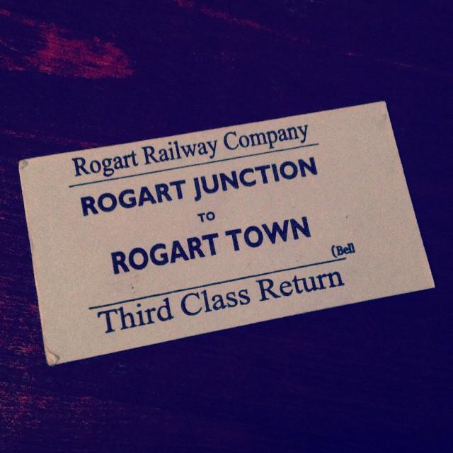 Turas rèile mòr an t-saoghail! #gaidhlig #raoghard #rogart