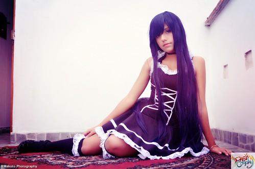 Lucy-Ayanami-Naomi-Orlov-Maids-Dash-Cosplay