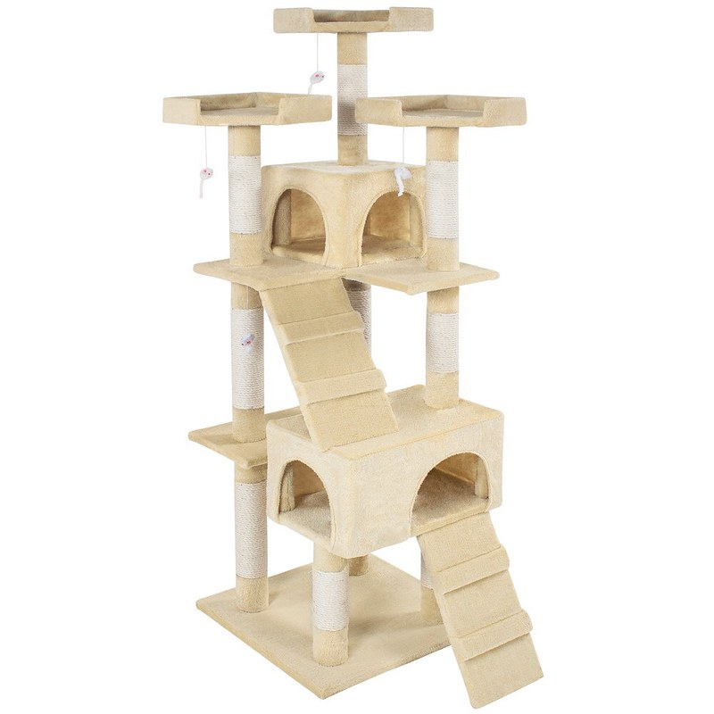 Cat Activity Centre and Scratching Tree/Post