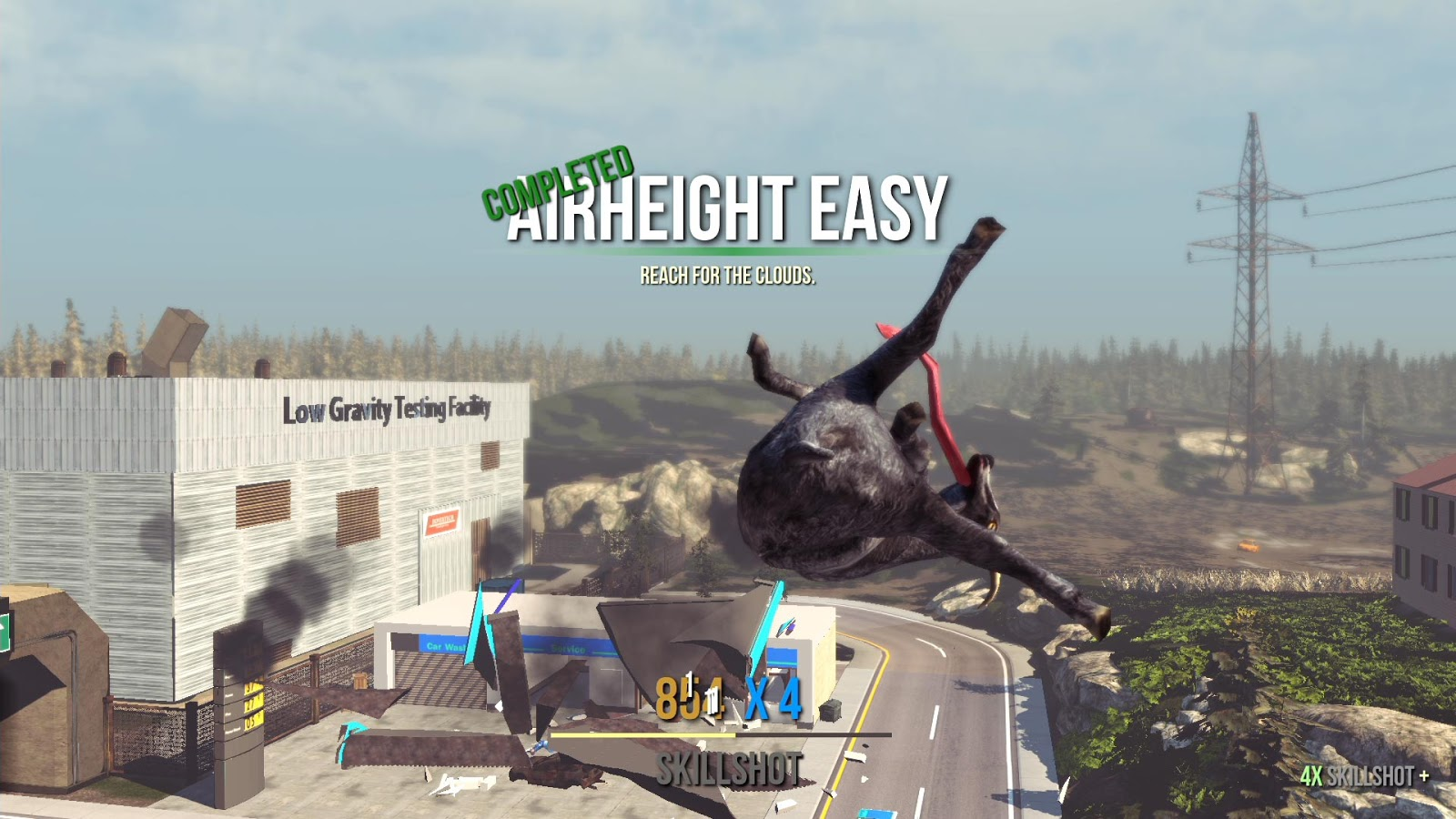 Goat simulator cena