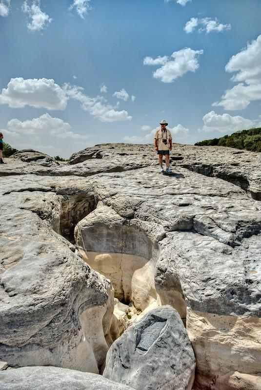 Van Sutherland, Pedernales Falls State Park, Blanco County, Texas