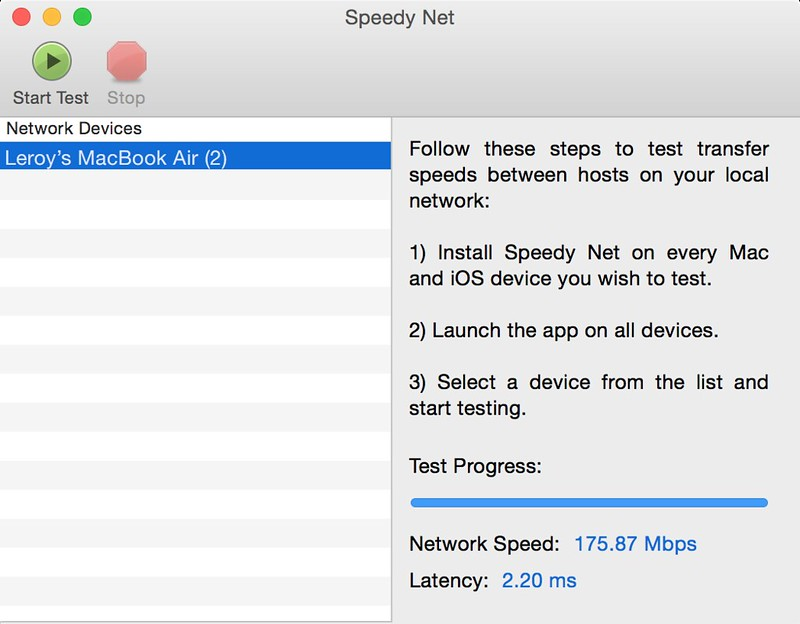 Speedy Net - LAN to Wireless